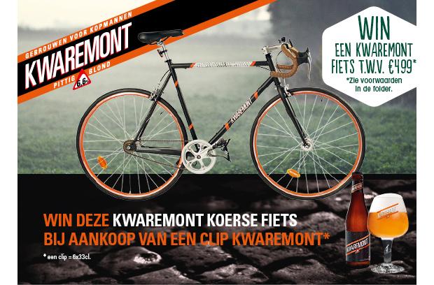 Win een Kwaremont fiets t.w.v. 499 euro!