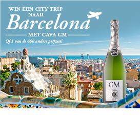 Win een citytrip naar Barcelona!