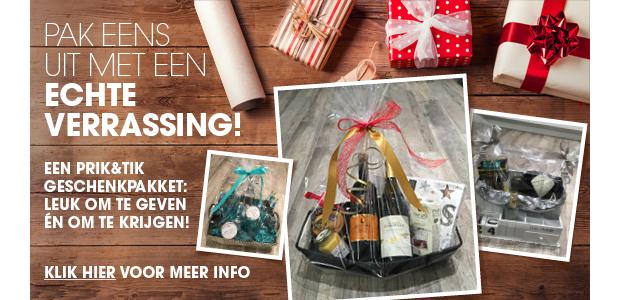 Ontdek de Prik&Tik geschenkpakketten!