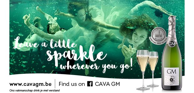 Leave a little sparkle with Cava GM