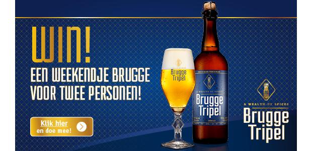 Win een weekendje Brugge!